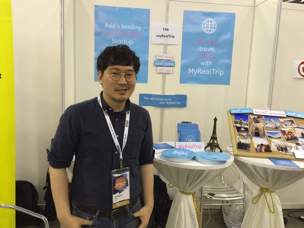 MyRealTrip Seoul Startup