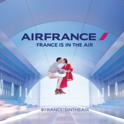 With over 52 million views, you will want to play this crazy Air France ad in repeat mode