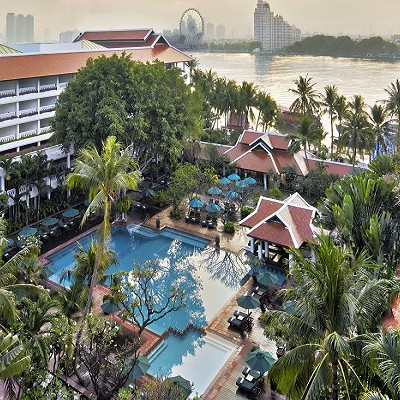 Anantara becomes Thailand's first Hotel to introduce Handy Smartphone for its guests