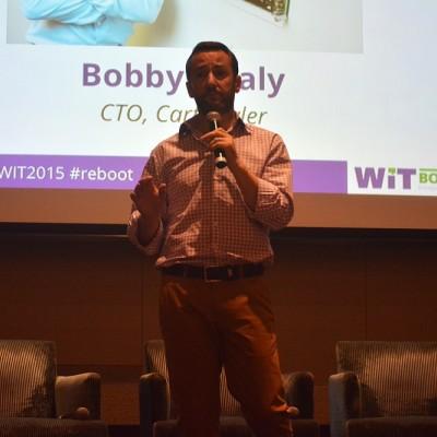 5 takeaways from key address of CarTrawler's Bobby Healy: WIT Singapore, 2015