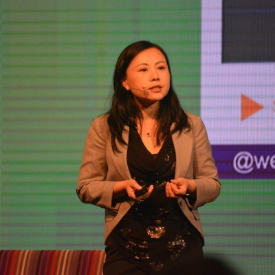 """""""What we want to do is: Innovation, Innovation and Innovation"""" – Sherri Wu"""