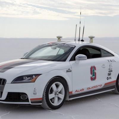 Autonomous cars might wave at the pedestrians