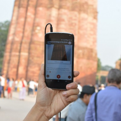 CaptivaTour guides you around iconic monuments