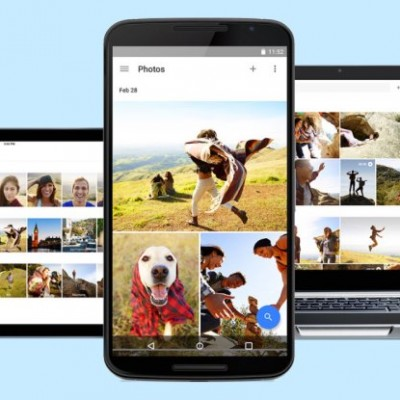 Google Photos helps travellers shelve their storage woes