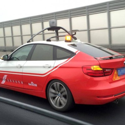 Baidu joins the race to build autonomous cars in China