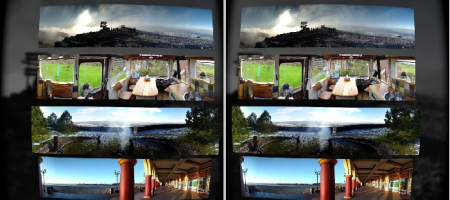 Google's Cardboard Camera app can turn a panoramic photo into a 3D experience