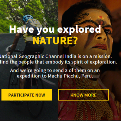 NatGeo hunting for true explorers with Mission Explorer campaign