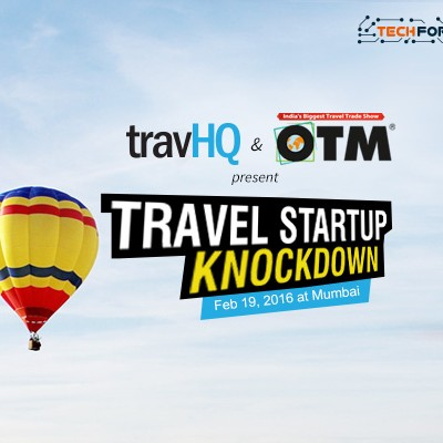 Travel Startups, gear up for the first Startup Knockdown at OTM Mumbai