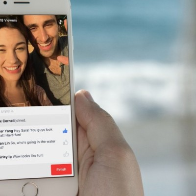 Facebook has built a Periscope just for your friends