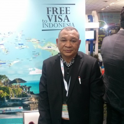 """""""Indonesia is expecting 350,000 arrivals from India this year""""-Vinsensius Jemadu, Director, APAC Tourism Promotion for Indonesia"""