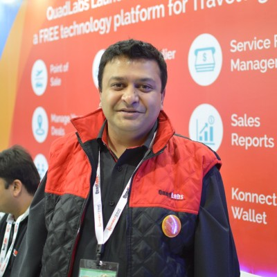 QuadLabs CEO shares details on Konnect.travel marketplace for travel agents