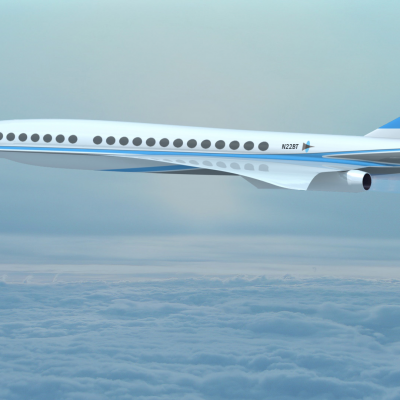 Boom plans to bring back the Concorde days while being affordable