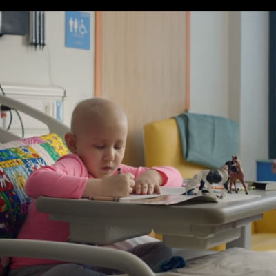 Expedia brings travel dreams come true of these sick kids at St. Jude Children Research Hospital