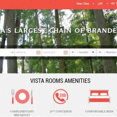 Vista Rooms steps into Sri Lanka with 200+ properties
