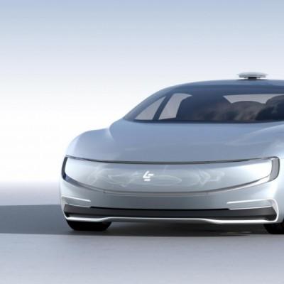 LeEco showcases electric autonomous car: Your move Tesla