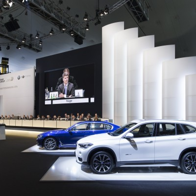 Here is what BMW plans for the future of transportation