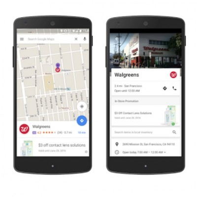 Google reimagines ads for the mobile first world with advertising on Google Maps
