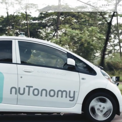nuTonomy to bring self driving cars to Singapore by 2018