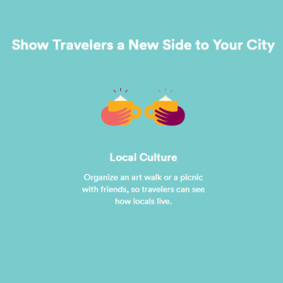 Airbnb is on a streak with a new experience handling program called City Hosts
