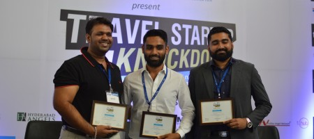 Routern, Guidezie and India Outtabox emerged to be the highlight of Startup Knockdown Hyderabad