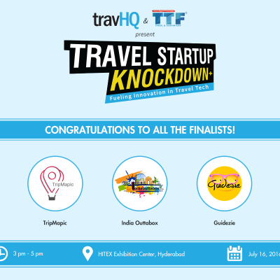 Finalists for StartupKnockdown+ Hyderabad edition are out