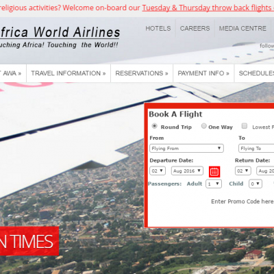 Africa World Airlines partners with Amadeus for first global distribution agreement