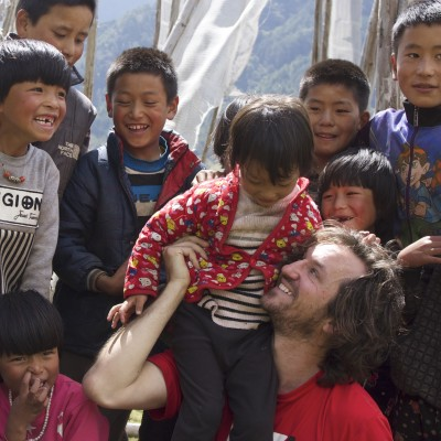'An itch to explore, a passion to innovate and a wish to do good fueled my transition', Matthew DeSantis, MyBhutan