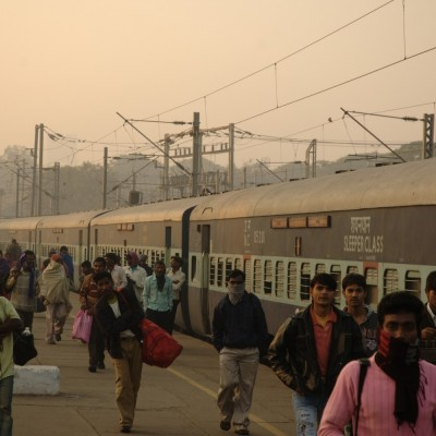 Indian railway adopts flexi fare system to increase prices as more tickets sell