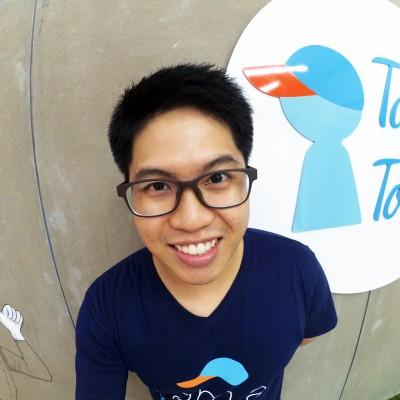 'Validate you startup idea and just do it', Amornched Jinda-apiraksa (Taro), CEO, TakeMeTour
