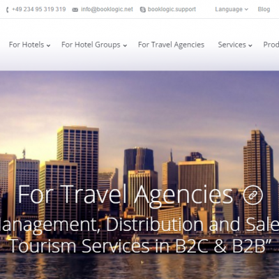 BookLogic partners with Skyscanner to help its hotels reach a wider market