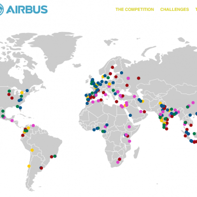 Airbus shortlists 50 teams for fifth Fly Your Ideas global competition