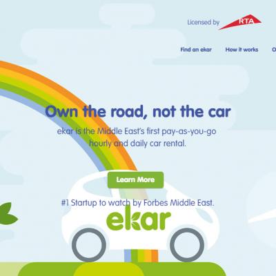 Audacia Capital acquires 25 percent stake in Dubai based car sharing startup ekar