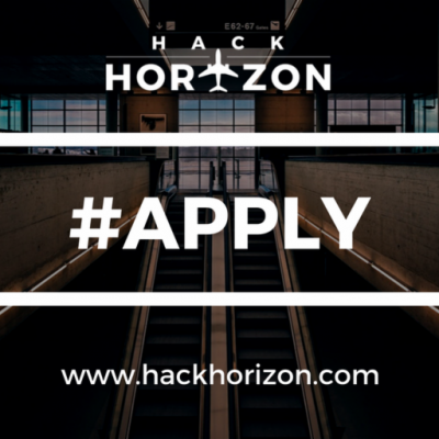 10,000 kms, 80 hours, 32 participants, 2 cities. Apply for Hack Horizon to change the face of travel tech.