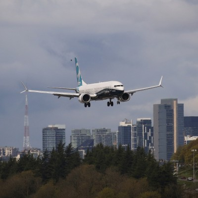 Boeing completes successful first flight of 737 MAX 9