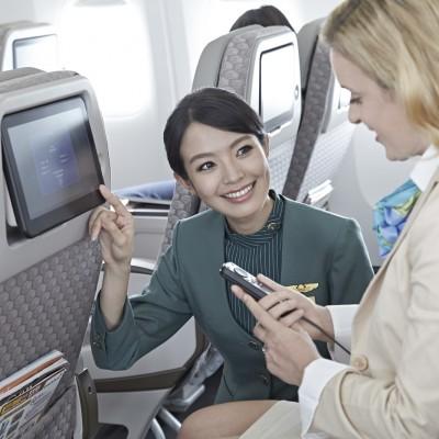 EVA Air wins two new TripAdvisor Travelers' Choice Awards