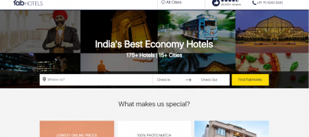 MakeMyTrip reportedly weighing investment in FabHotels