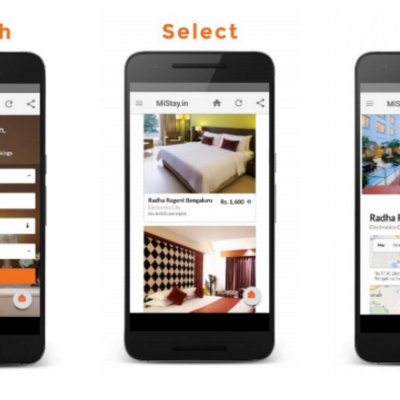 MiStay launches Android app to offer flexible hotel bookings on the go