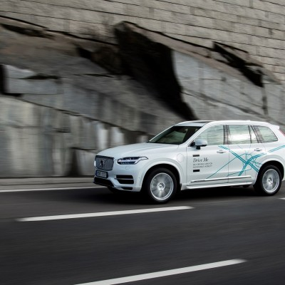 Volvo, Autoliv and Nvidia partner to sell self-driving cars by 2021