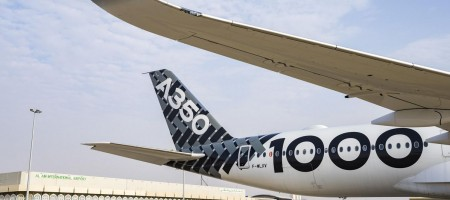 Airbus A350-1000 moves closer to service entry with successful completion of hot weather testing