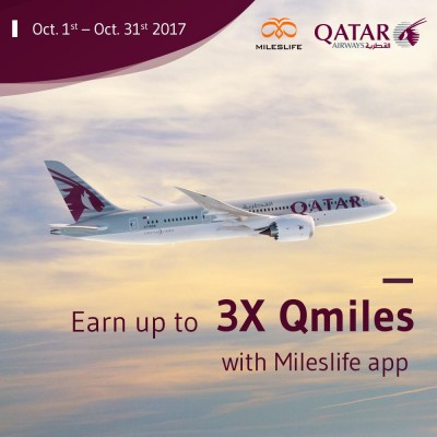 Emirates Skywards Establishes Partnership with Mileslife
