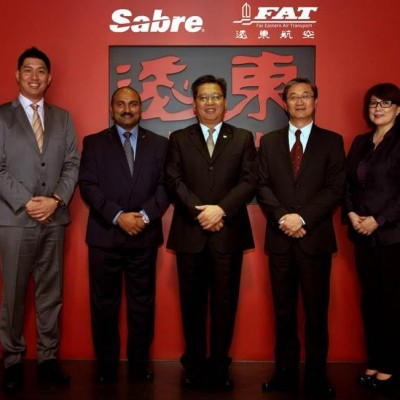 Sabre signs exclusive three-year partnership with Far Eastern Air Transport