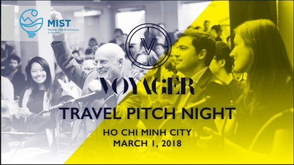 mist and voyager hq to co-host travel tech pitch