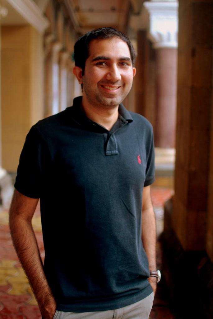 Gautam Shewakramani, Founder AudioCompass