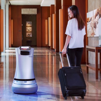 Robot hotels will be the future but are we going to see them in India?