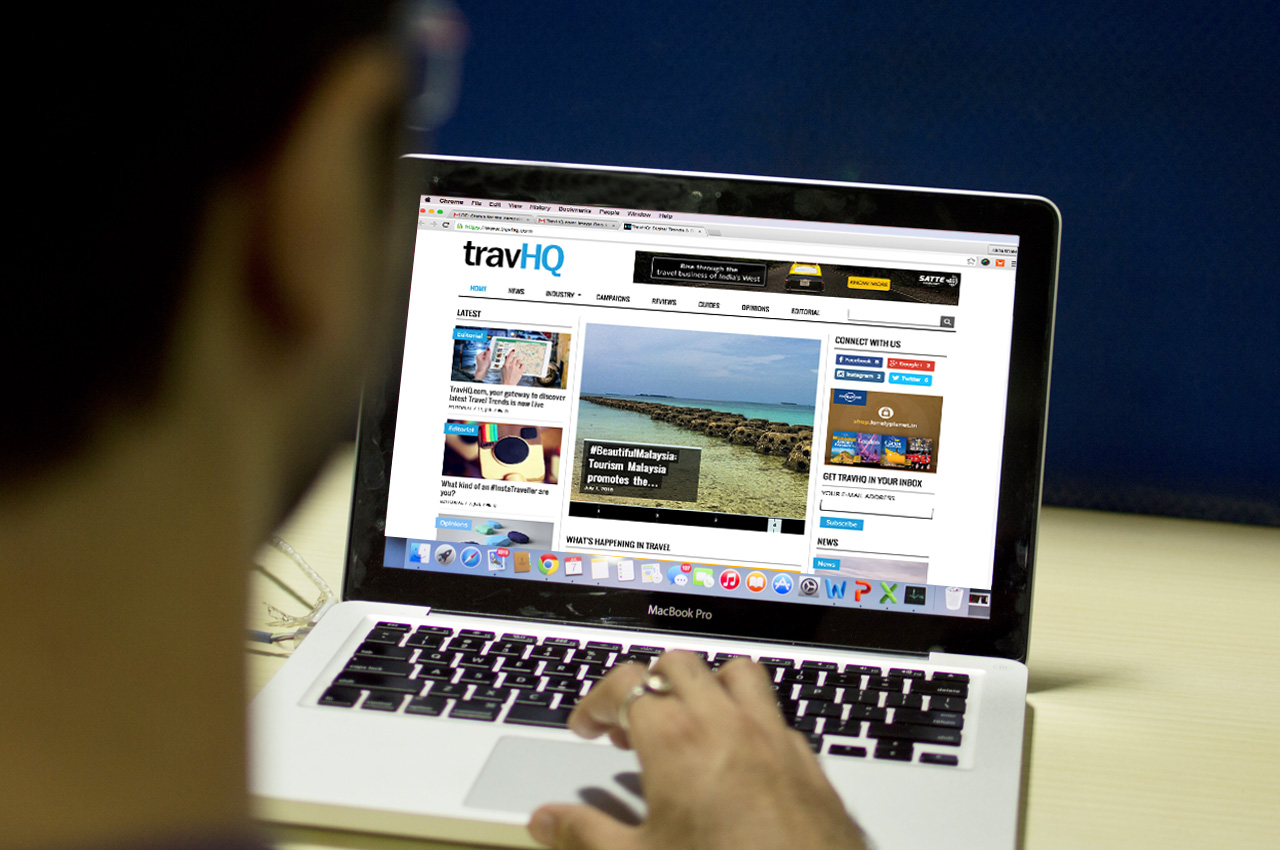 Follow TravHQ.com - For the latest in Digital Travel