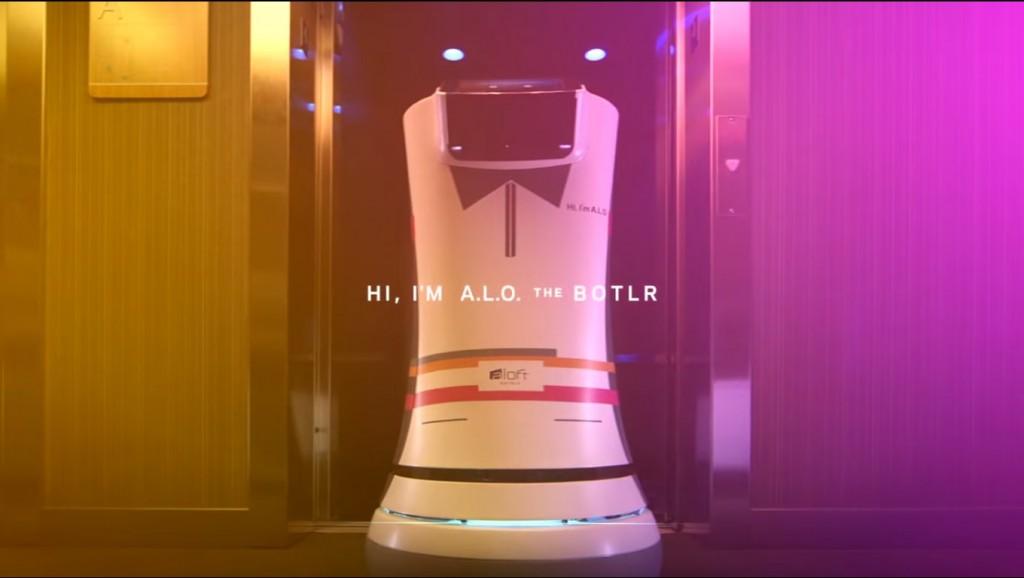 botlr robot hotel