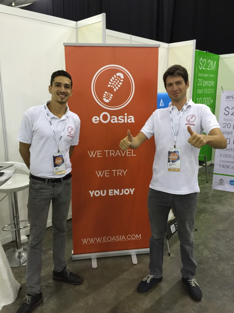 eOasia at Echelon Asia