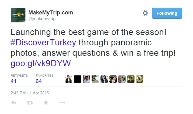 discover turkey tweet