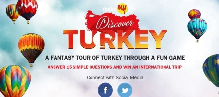 Discover Turkey with MakeMyTrip