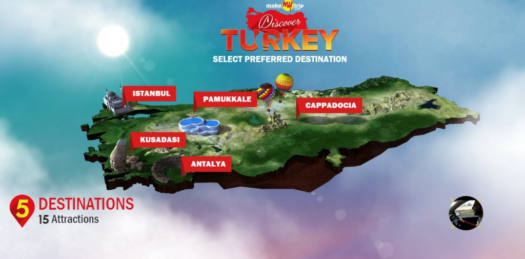 discover turkey map